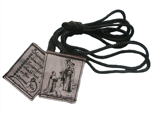 Miraculous Brown Scapular